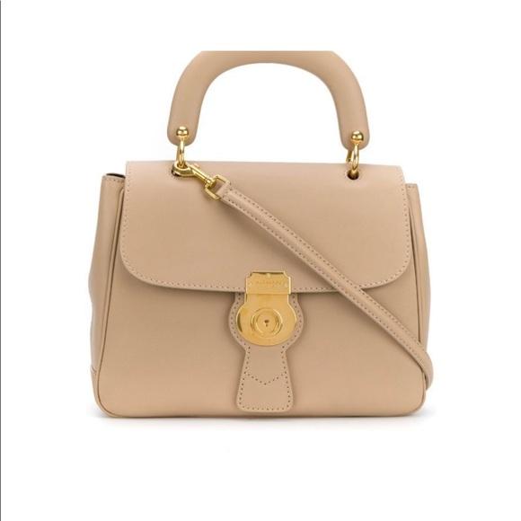 Burberry Handbags - Burberry dk88 top handle bag